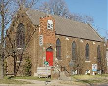 St. Johs's Episcopal Church